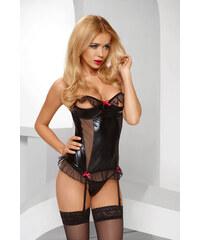 Korzet Avanua Salima corset, černá