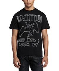 Led Zeppelin Herren T-Shirt LED ZEPPELIN - US 77