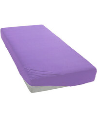 Polášek Jersey prostěradlo levandulové Rozměr: 60x120 cm