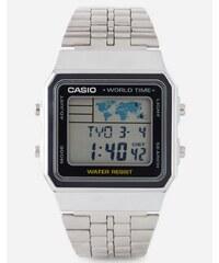 Casio - A500WEA-1EF - Montre multi-fonctions - Argent - Argenté