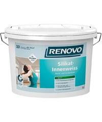 RENOVO Silikat-Innenweiss, 10 Liter