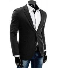 Pánské sako Lipo černé - černá