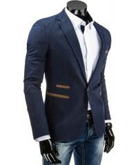 Pánské sako Bolana modré - modrá