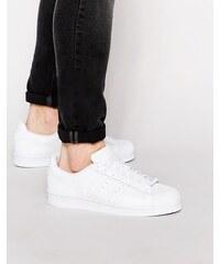 Adidas Originals - Superstar B27136 - Baskets - Blanc