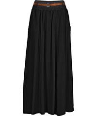 BODYFLIRT Jupe noir femme - bonprix