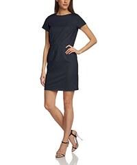 GANT Damen Etui Kleid SATIN STRETCH DRESS, Knielang, Einfarbig