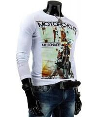 Tričko Kali bílé - bílá