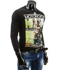Tričko Kali černé - černá