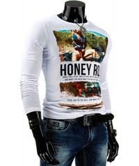 Tričko Porto bílé - bílá