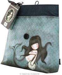 Santoro London - Kosmetická taška (velká) - Gorjuss - Awashed