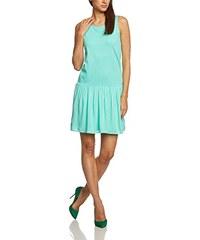 ESPRIT Damen Kleid aus Jersey, Mini, Einfarbig