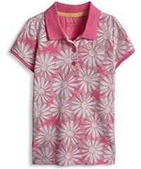 ESPRIT Mädchen Poloshirt 045EE7K013, Geblümt