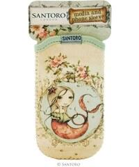 Santoro London - iPhone 4/4S/5/5C/5S Pouzdro - Mirabelle - Mergirl
