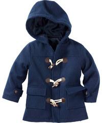 bpc bonprix collection Duffel-coat bleu manches longues enfant - bonprix