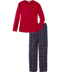 bpc bonprix collection Pyjama rouge manches longues lingerie - bonprix