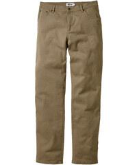 John Baner JEANSWEAR Pantalon extensible Classic Fit Straight, N. vert homme - bonprix