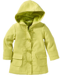 bpc bonprix collection Manteau vert manches longues enfant - bonprix