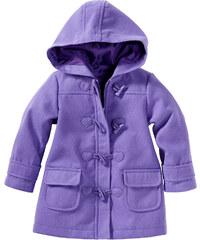 bpc bonprix collection Manteau violet manches longues enfant - bonprix
