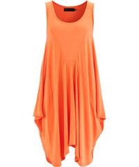 bpc selection Top long orange sans manches femme - bonprix