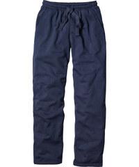 bpc bonprix collection Pantalon matière sweatshirt bleu homme - bonprix