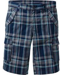bpc bonprix collection Bermuda cargo bleu homme - bonprix