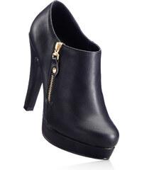RAINBOW Ankle Boot in schwarz für Damen von bonprix