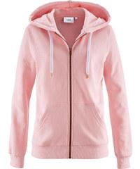 bpc bonprix collection Sweatjacke langarm in rosa für Damen von bonprix