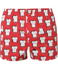 Lousy Livin Underwear Boxershorts grenadine