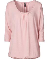 RAINBOW T-shirt oversize rose manches 3/4 femme - bonprix
