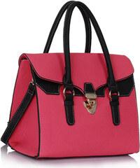 FASHION ONLY dámská kabelka LS00252 Barva: růžová
