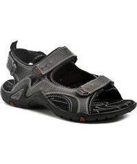 IMAC S1483e62 šedé pánské sandály