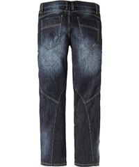 RAINBOW Jean Regular Fit Straight, Longueur (pouces) 34 bleu homme - bonprix