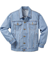 John Baner JEANSWEAR Veste en jean Regular Fit bleu manches longues homme - bonprix