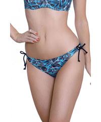 Dámské plavky Triola 96060 - tyrkysová - spodní díl - výprodej, tyrkysová