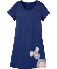 bpc bonprix collection Bigshirt kurzer Arm in braun für Damen von bonprix