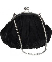 Charmel Elegantní černé psaníčko Charmel 1734