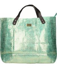 Invuu London Slaměná taška Mint 13B0304