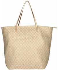 Invuu London Slaměná taška Natural 15B0100-2