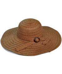 Art of Polo Dámský letní klobouk - hnědý kp2120.3