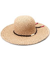 Volcom Dámský letní klobouk Head Trip Flop Hat Tan E5511511-TAN M/L