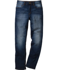 John Baner JEANSWEAR Jean extensible Classic Fit Straight, N. bleu homme - bonprix