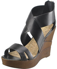 Sandálky na klínu Bullboxer Amber 625E2L000