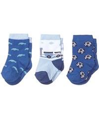 Twins Baby - Jungen Socken im 3er Pack