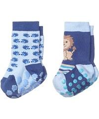 Twins Baby - Jungen ABS Socken im 2er Pack