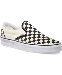 Dámské boty Vans Classic slip-on black and white checker white 37
