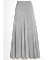 bpc selection Jupe matière T-shirt gris femme - bonprix