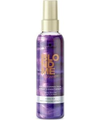 SCHWARZKOPF Blondme Color Correction Spray Conditioner Cool-Ice 150ml - potlačuje žlutý tón