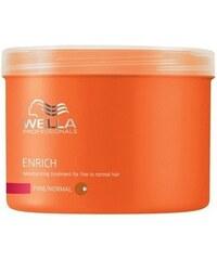 WELLA Care3 Enrich Treatment Fine Normal hydratační maska na suché vlasy 500ml