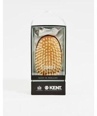 Kent - Brosse ovale de qualité supérieure - Marron