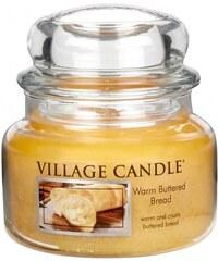 Village Candle Svíčka ve skle Warm buttered bread - malá